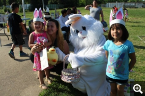 Longhorn Hope Center Easter Egg Hunt